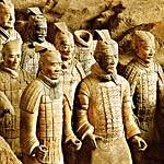 Het Terracotta Leger van Xi'an (icoon)